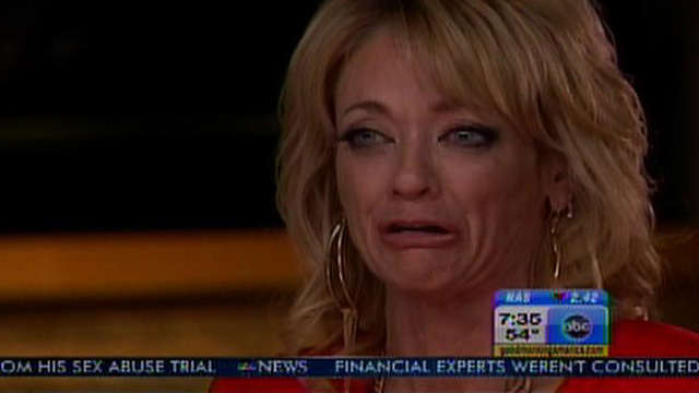 That 70s Show Star Lisa Robin Kelly -- Im INNOCENT ... My Roommate Attacked Himself