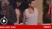 Russell Brand -- Money to Burn ... for Realsies?