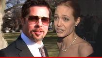 Brad Pitt & Angelina Jolie -- ENGAGED