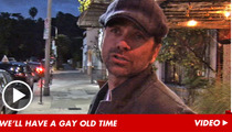 John Stamos -- I Loved 'The Office' Gay Joke About Me!