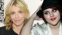 Courtney Love Apologizes to Frances Bean via Twitter