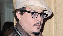 Johnny Depp Sued Over Alleged Concert Beatdown -- Your Thugs Ripped My Pants Off