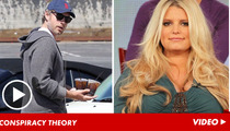 Jessica Simpson -- It's a Baby ... Birth Hint!!
