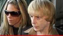 Phil Spector Sues from Inside Prison -- My House Is Being Murdered