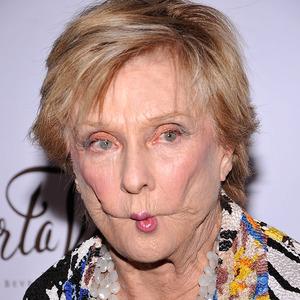 Cloris Leachman's Funny Faces
