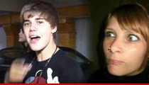 Justin Bieber Taunts Alleged Baby Mama via Twitter