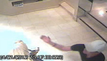 Lane Garrison -- Security Camera Captured Domestic Violence [VIDEO]