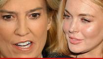 Greta Van Susteren:  Why I Invited Lindsay Lohan to White House Correspondents' Dinner