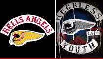 MTV Stars Rob Dyrdek & Drama Settle Beef With Hells Angels