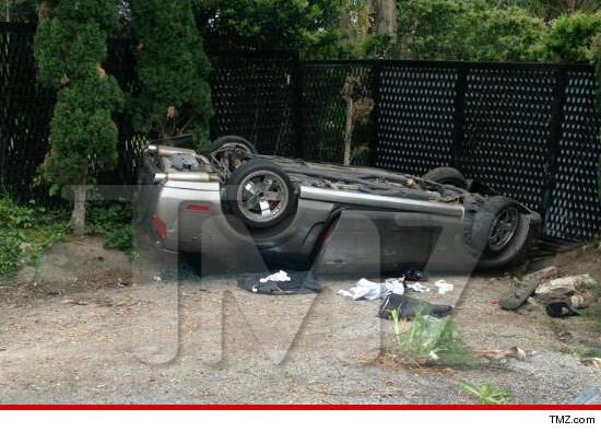 Patrick Dempsey\'s Rescue -- CAR CRASH CARNAGE [PHOTOS] | TMZ.com