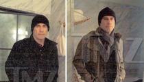 John Travolta -- Story Behind the 'New York' Photos