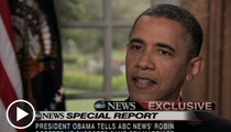 President Barack Obama -- I Support Gay Marriage