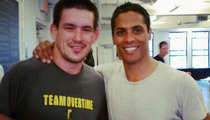 UFC Star Demian Maia -- I'm Training with Bruce Leroy HIMSELF