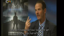 'Battleship' Director Peter Berg HAMMERS Israeli Reporter -- 'Are You a Draft Dodger?'