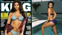Kim KardASShian's Royal Body