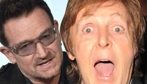 Bono Will Become Richest Rock Star on Planet by 4 PM