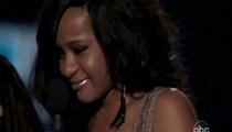 Bobbi Kristina Gives Short, Sweet Speech at Billboard Music Awards