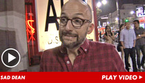 'Community' Star Jim Rash -- Dan Harmon's Firing Had Nothing to Do with Chevy Feud
