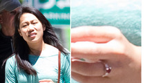 Mark Zuckerberg's Wife -- The SIMPLE Ruby Engagement Ring