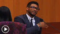 Usher Grilled in Court -- Did You Sleep with the Bridesmaid?