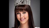 Miss Arizona Teen USA Tori Vance Charged with DUI