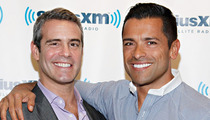 Andy Cohen vs. Mark Consuelos -- Who'd You Rather?