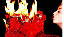 Clint Eastwood's Daughter -- BURNS $100k Handbag ... For the Hell of It!