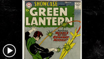 The Green Lantern -- Gay Pioneer on Alternative Earth