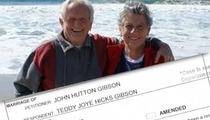 Mel Gibson's Dad Files For Divorce