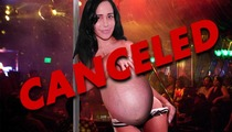 Octomom CANCELS Stripper Gig Due to Trash Talk