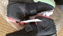 Kanye West -- Limited Edition Nike 'Air Yeezy 2' Sneakers Going for $80,000 Online