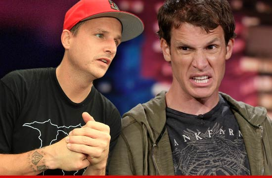 Rob Dyrdek Daniel Tosh Is GOING DOWN After Pedophile Joke TMZcom