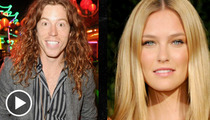 Shaun White & Bar Refaeli -- One Small Step for Man, One Giant Leap for Gingers