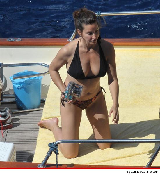 Gina may bikini