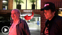 Terrence Malick -- TMZ Captures a Hollywood Bigfoot!