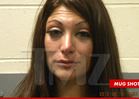Deena Cortese -- 'Disorderly' MUG SHOT [PHOTO]