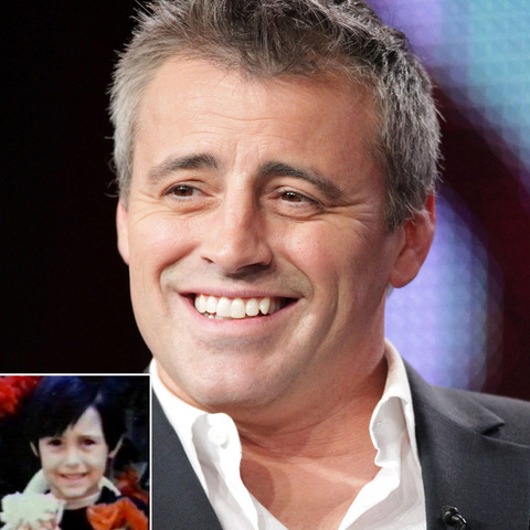 It's Matt LeBlanc