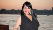 'Mob Wives' Star Renee Graziano Spends Time in Prison ... to Visit Mobster Dad