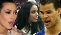 Kim Kardashian Serves Kris Humphries' Ex-GF with Subpoena in Divorce