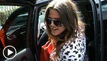 Khloe Kardashian -- Kris Humphries Is SICK ... Mom Didn't Stage Sex Tape