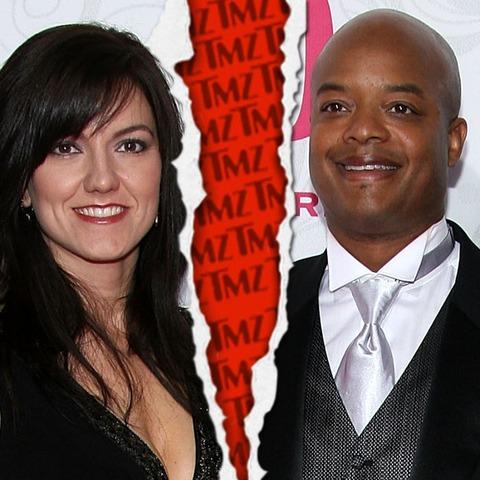Todd Bridges and Dori Bridges filed for divorce in May 2012