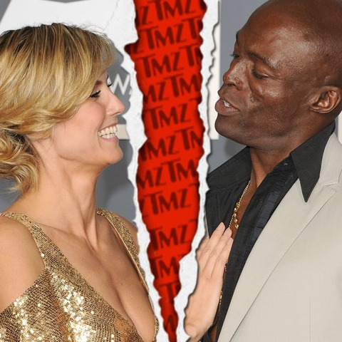 Heidi Klum and Seal filed for divorce in January 2012