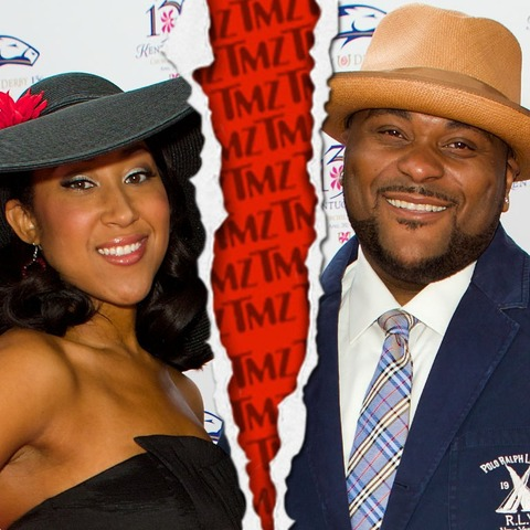 Ruben Studdard and Surata Zuri McCants finalized their divorce in January 2012