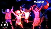 Channing Tatum Screws Up YMCA Dance In New Stripper Footage