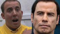 New John Travolta Lawsuit -- Cruise Ship Steward Sues Actor for Sexual Assault