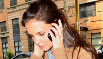 Katie Holmes Fires Security Team -- They Were Too Close to Tom Cruise