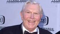 Andy Griffith -- TV Legend Rushed to Hospital