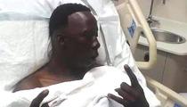 Crunchy Black -- Former Three 6 Mafia Member Shot in Face