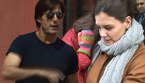 Tom Cruise, Katie Holmes Divorce -- SETTLED