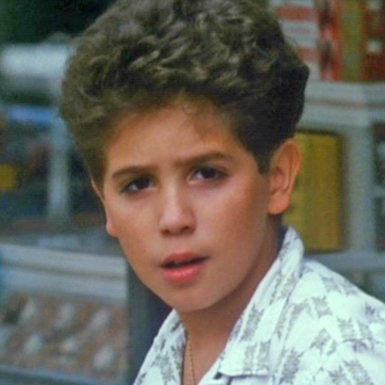 """Francis Capra is best know for playing the curious Calogero in the 1993 mafia movie """"A Bronx Tale."""""""